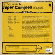 Back View : K. Frimpong & Super Complex Sounds - AHYEWA SPECIAL (LP) - Hot Casa / HC65