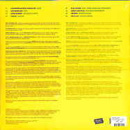 Back View : Various Artists - PAZ E FUTEBOL 3 (LP + MP3) - Sonar Kollektiv / SK390LP / 05202081