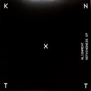 Back View : Alignment - NOTHINGNESS EP - KNTXT / KNTXT008