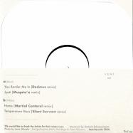 Back View : MAYa & Tolga Baklacioglu - KINA REMIX EP - Vent / Vent021