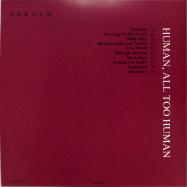 Back View : Ahraam - HUMAN, ALL TO HUMAN (3X12) - ABRX / ABRXS001