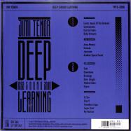 Back View : Jimi Tenor - DEEP SOUND LEARNING (1993 - 2000) (2LP) - Bureau B / BB366 / 05201341
