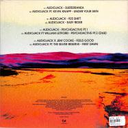 Back View : Audiojack - SURFACE TENSION (2LP) - Crosstown Rebels / CRMLP046