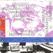 Back View : Sonny Ism - ISLAND IMPRESSIONS (LP) - Northern Underground Records / NU004