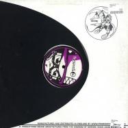 Back View : Cari Lekebusch - FEVER EP - HP1234