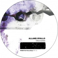 Back View : Alland Byallo - DISCOVARIES - Pokerflat / PFR115