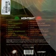Back View : Kontext - KONTEXT (2CD) - Immerse / ime026