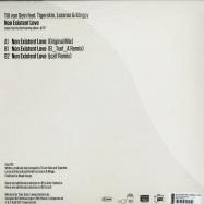 Back View : Till von Sein ft. Tigerskin, Lazarus & Meggy - NON EXISTENT LOVE (JOZIF / EL_TXEF_A RMXS) - Suol / Suol031-6