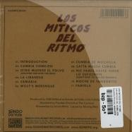 LOS MITICOS DEL RITMO (CD)