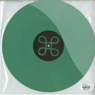 Back View : Nic Fanciulli - Balance (GREEN VINYL) - Saved Records / SAVEDLTD004A