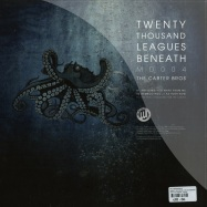 Back View : The Carter Bros - TWENTY THOUSAND LEAGUES BENEATH - Melbourne Deepcast / MD004