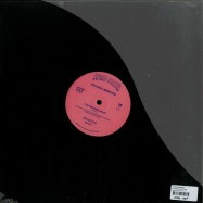 Back View : Psychic Mirrors - I COME FOR YOUR LOVE - Cosmic Chronic / CC 79