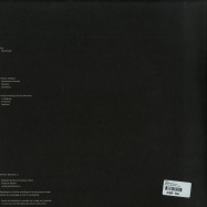 Back View : VARG - MISANTROPEN (LP) - Northern Electronics / NE01