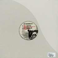 Back View : Andri - LONGTIMEWASTERS EP - Jett Records / JETT011