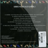 Back View : Gummihz - ALLES CLAAP VOL. 1 (CD) - Claap / CLAAPCD01