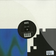 Back View : Oskar Offermann - DISTANCE IS DEPTH (VINYL ONLY) - White / White024