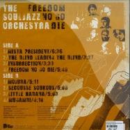 FREEDOM NO GO DIE (180G LP + MP3)