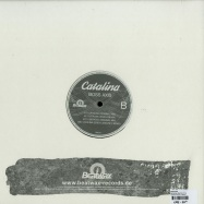 Back View : Boss Axis - CATALINA (Marbled Vinyl) - Beatwax Records / BW015