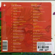 Back View : Various Artists - HED KANDI TROPICAL HOUSE (2XCD) - Hed Kandi / HEDK143