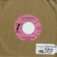 Back View : Nicole Willis & The Soul Investigators - LETS COMMUNICATE (SINGLE VERSION / INSTRUMENTAL) (7 INCH) - Timmion / TR701