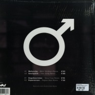 Back View : Motormannen - REFORMELLT (INFORMELLT REMIXED) - Lamour Records / LAMOUR028VIN