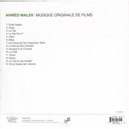 Back View : Ahmed Malek - MUSIQUE ORIGINAL DE FILMS (LP) - Habibi Funk / habibi003-1