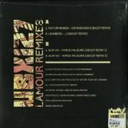 Back View : UBX127 - LAMOUR REMIXES - Lamour Records / LAMOUR034VIN