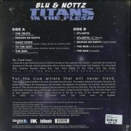 TITANS IN THE FLESH EP (LTD YELLOW VINYL)