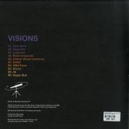 Back View : Various Artists - VISIONS (LIMITED HEAVYWEIGHT VINYL LP) - Mystic & Quantum / M&Q 011