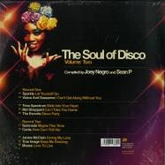 Back View : Joey Negro & Sean P Presents - THE SOUL OF DISCO VOL. 2 (2X12 LP) - Z Records / ZEDDLP010 / 142541