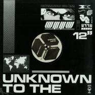 Back View : Cliff Lothar - E-STRING W/ DJ BONEYARD REMIX - Unknown To The Unknown / UTTU073