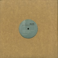 Back View : Re:Axis - SELECTED TRACKS FROM TEN - Monocline Records / MONOCLILTD001