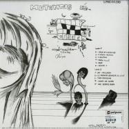 Back View : Os Mutantes - OS MUTANTES (180G LP) - Polysom / 332341