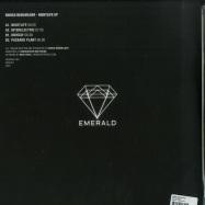Back View : Remco Beekwilder - NIGHTLIFE EP - Emerald / EMERALD001