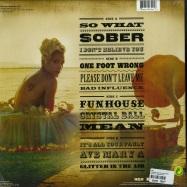 Back View : P!nk - FUNHOUSE (LTD YELLOW 2X12 LP) - Sony Music / 88985497941