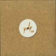 Back View : Inkswel - EDIBLE PYRAMID EP (EDDIE C, THE POSSE REMIXES) - Pulp / PULP09