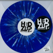 Back View : Wlad / Manchini - HDZ 05 (COLOURED VINLY) - Hedzup Records / HDZ05