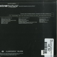 Back View : B12 - TIME TOURIST (REMASTERED EXPANDED CD EDITION) - Warp Records / WARPCD37R