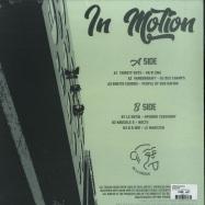 Back View : Various Artists - IN MOTION - De La Groove / DLGONWAX003