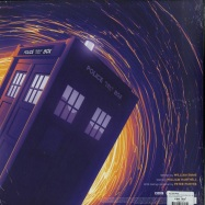 Back View : Doctor Who - GALAXY 4 (COLOURED 180G 2LP, RSD 2019) - Demon Records / DEMWHOLP001