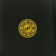 Back View : JEANS / Younger Than Me - BAR RECORDS 03 - BAR Records / BAR03