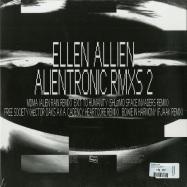 Back View : Ellen Allien - ALIENTRONIC RMXS 2 - BPitch Control / BPX003