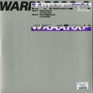 Back View : LFO - PEEL SESSION (EP + MP3) - Warp Records / WARPLP300-6