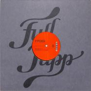 Back View : DJ Fett Birger, Bjorn Torske, Blackbelt Andersen - FULL PUPP 15 YEARS PART 1 - EP - Full Pupp / FP069