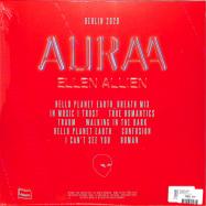 Back View : Ellen Allien - AURAA (2LP) - BPitch Control / BPX009 / BPX009LP
