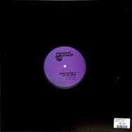 Back View : Josh Baker / Alfie Jack - CONQUEST OF TIME - Constant Sound / CS 024
