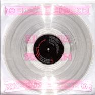 Back View : Amelie Lens - HIGHER EP (INCL. FJAAK REMIX / CLEAR VINYL) - LENSKE / LENSKE013