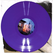 Back View : Senyawa & Stephen O Malley - BIMA SAKTI (LTD PURPLE LP) - Ideal / IDEAL198