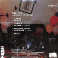 Back View : Rich NxT - FOUR POINT ISLAND (2LP) - FUSE / FUSELP04