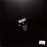 Back View : PLacid One - HPU013 - Gestalt Records / GST022